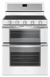 Brand: Whirlpool, Model: WGG745S0F, Color: White Ice