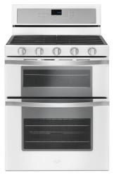 Brand: Whirlpool, Model: WGG745S0FS, Color: White Ice