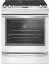 Brand: Whirlpool, Model: WEG745H0F, Color: White Ice
