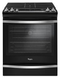 Brand: Whirlpool, Model: WEG745H0FS, Color: Black Ice