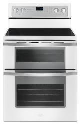 Brand: Whirlpool, Model: WGE745C0F, Color: White Ice