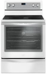 Brand: Whirlpool, Model: WFE745H0FS, Color: White Ice