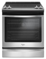 Brand: Whirlpool, Model: WEE745H0FH, Color: Black-on-Stainless