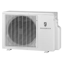 Brand: FRIEDRICH, Model: MRM18Y3J, Style: 18,000 BTU 16 SEER Ductless Heat