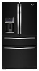 Brand: Whirlpool, Model: WRX735SDBH, Color: Black Ice