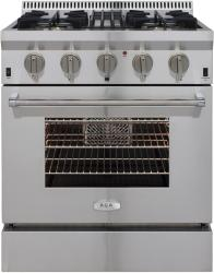 Brand: AGA, Model: APRO30DFSS, Color: Stainless Steel