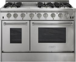Brand: AGA, Model: APRO48DFSS, Color: Stainless Steel
