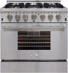 Brand: AGA, Model: APRO36AGSS, Color: Stainless Steel
