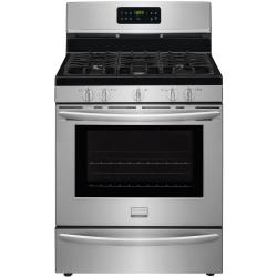 Brand: FRIGIDAIRE, Model: FGGF3045RF, Color: Stainless Steel