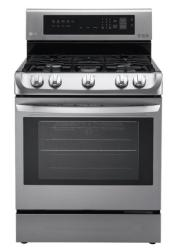 Brand: LG, Model: LRG4111S, Color: Stainless Steel