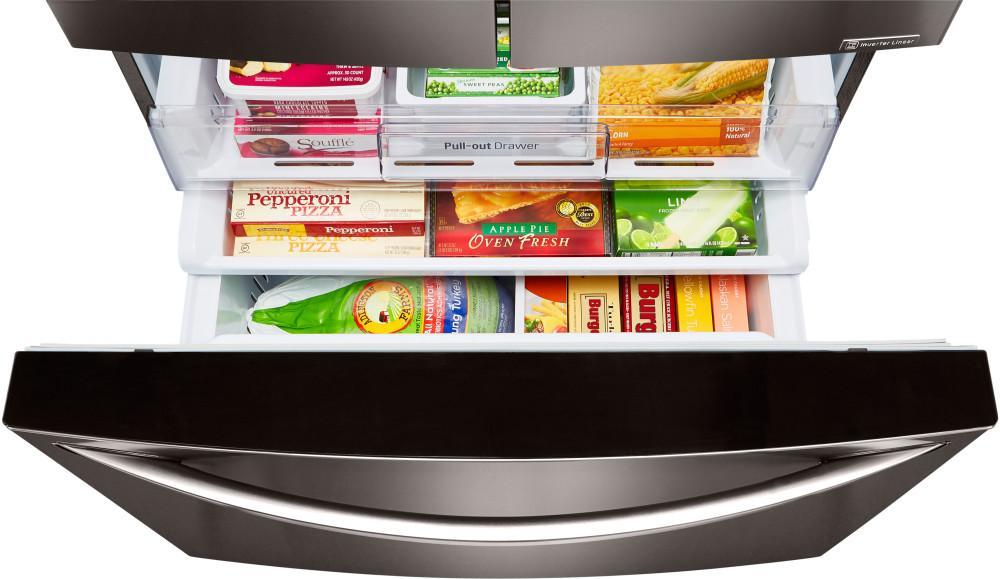 Lfxc24726 Lg Lfxc24726 French Door Refrigerators