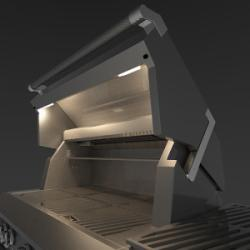 Brand: Hestan, Model: GMBR42OR