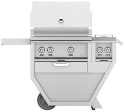 Brand: Hestan, Model: GABR30CX2RD, Color: Stainless Steel