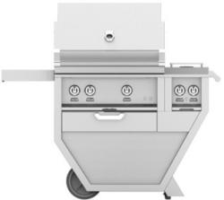 Brand: Hestan, Model: GSBR30CX2x, Color: Stainless Steel
