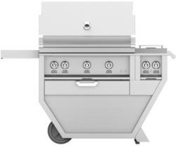 Brand: Hestan, Model: GABR36CX2WH, Color: Stainless Steel