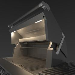 Brand: Hestan, Model: GMBR36CX2GR