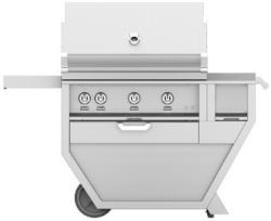Brand: Hestan, Model: GSBR36CXBU, Color: Stainless Steel