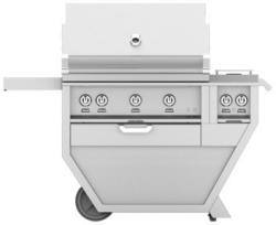 Brand: Hestan, Model: GSBR36CX2BK, Color: Stainless Steel