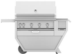 Brand: Hestan, Model: GABR42CXTQ, Color: Stainless Steel