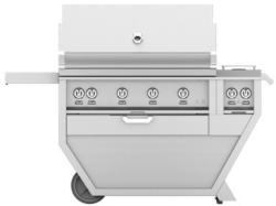 Brand: Hestan, Model: GABR42CX2, Color: Stainless Steel