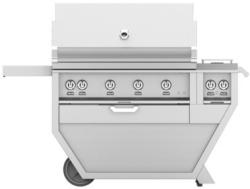 Brand: Hestan, Model: GMBR42CX2OR, Color: Stainless Steel