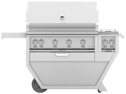Brand: Hestan, Model: GSBR42CX2x, Color: Stainless Steel