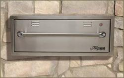Brand: Hestan, Model: AGSD30WH, Color: Stainless Steel