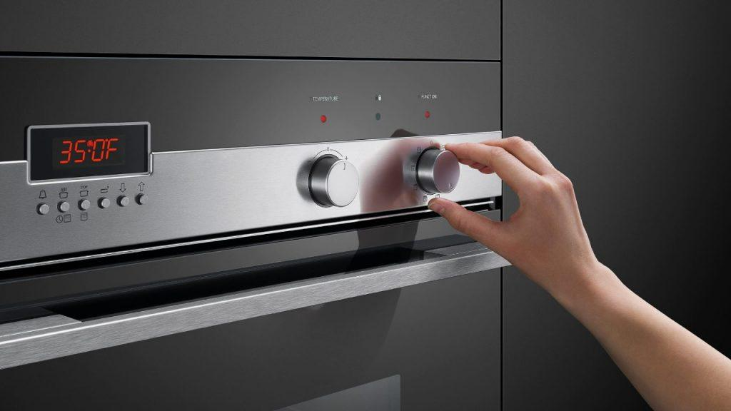 Fisher Paykel Ob24sdpx4 24 Inch Single Electric Wall Oven