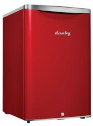 Brand: DANBY, Model: DAR026A2LDB, Style: 18 Inch Compact Refrigerator