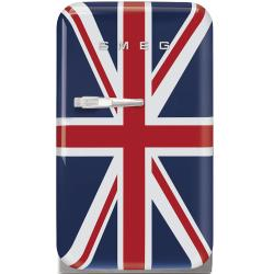 Brand: SMEG, Model: FAB5ULR, Style: Union Jack, Right Hinge Door Swing