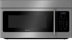 Brand: Blomberg, Model: BOTR30100SS, Style: 30 Inch Over-the-Range Microwave Oven