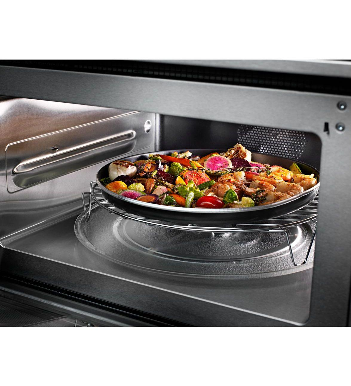 Kitchenaid 30 Inch Built In Microwave Combination Oven