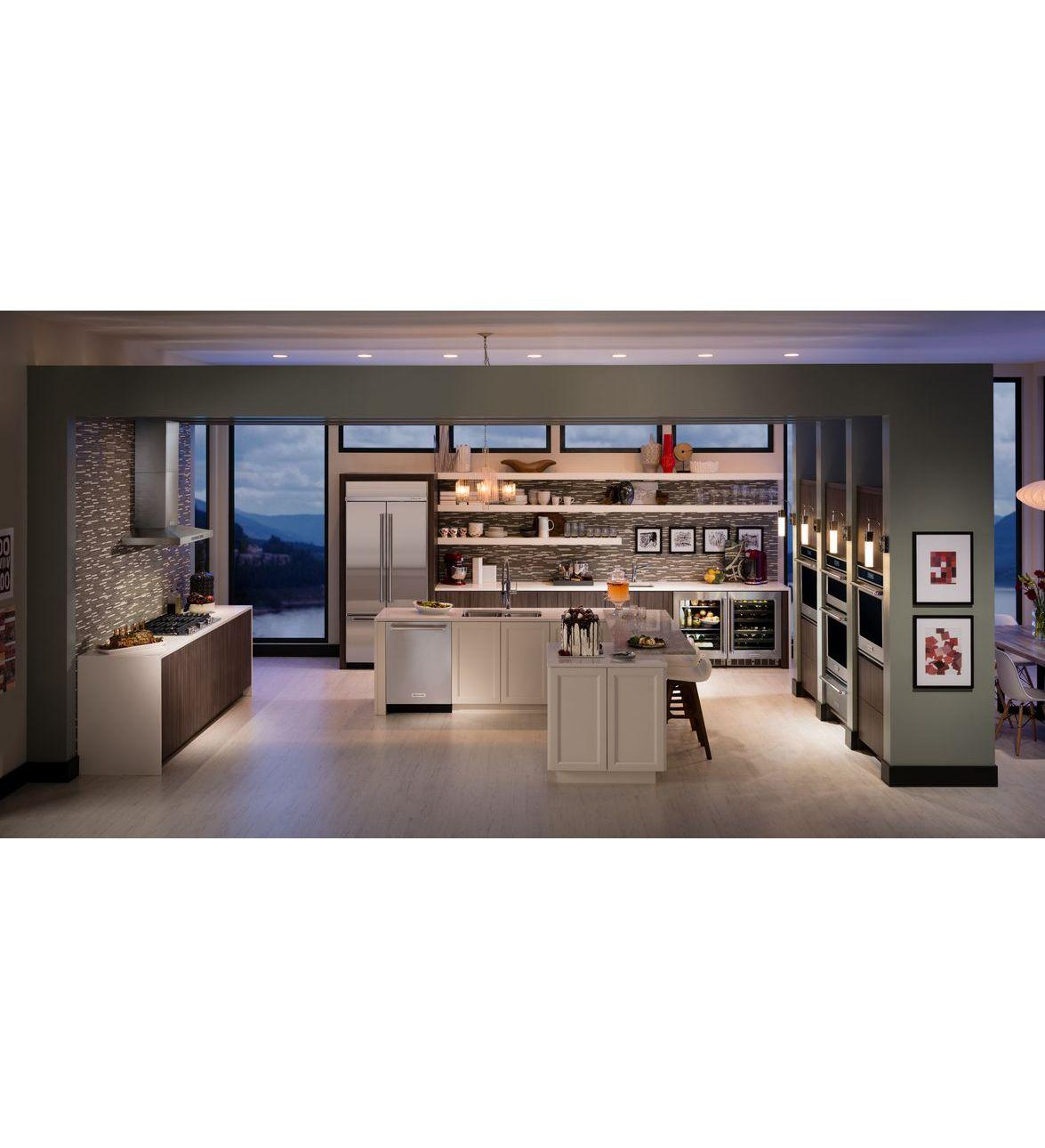 Kose500e Kitchenaid Kose500e Single Wall Ovens