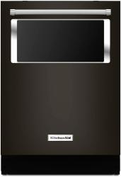 Brand: KITCHENAID, Model: KDTM384EBS, Color: Black Stainless