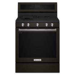 Brand: KITCHENAID, Model: KFGG500EBS, Color: Black Stainless Steel