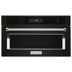 Brand: KitchenAid, Model: KMBP107EBS, Color: Black Stainless Steel