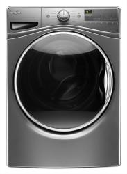 Brand: Whirlpool, Model: WFW85HEF, Color: Chrome Shadow