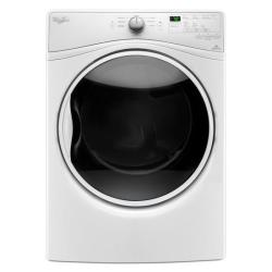 Brand: Whirlpool, Model: WED85HEFC, Color: White