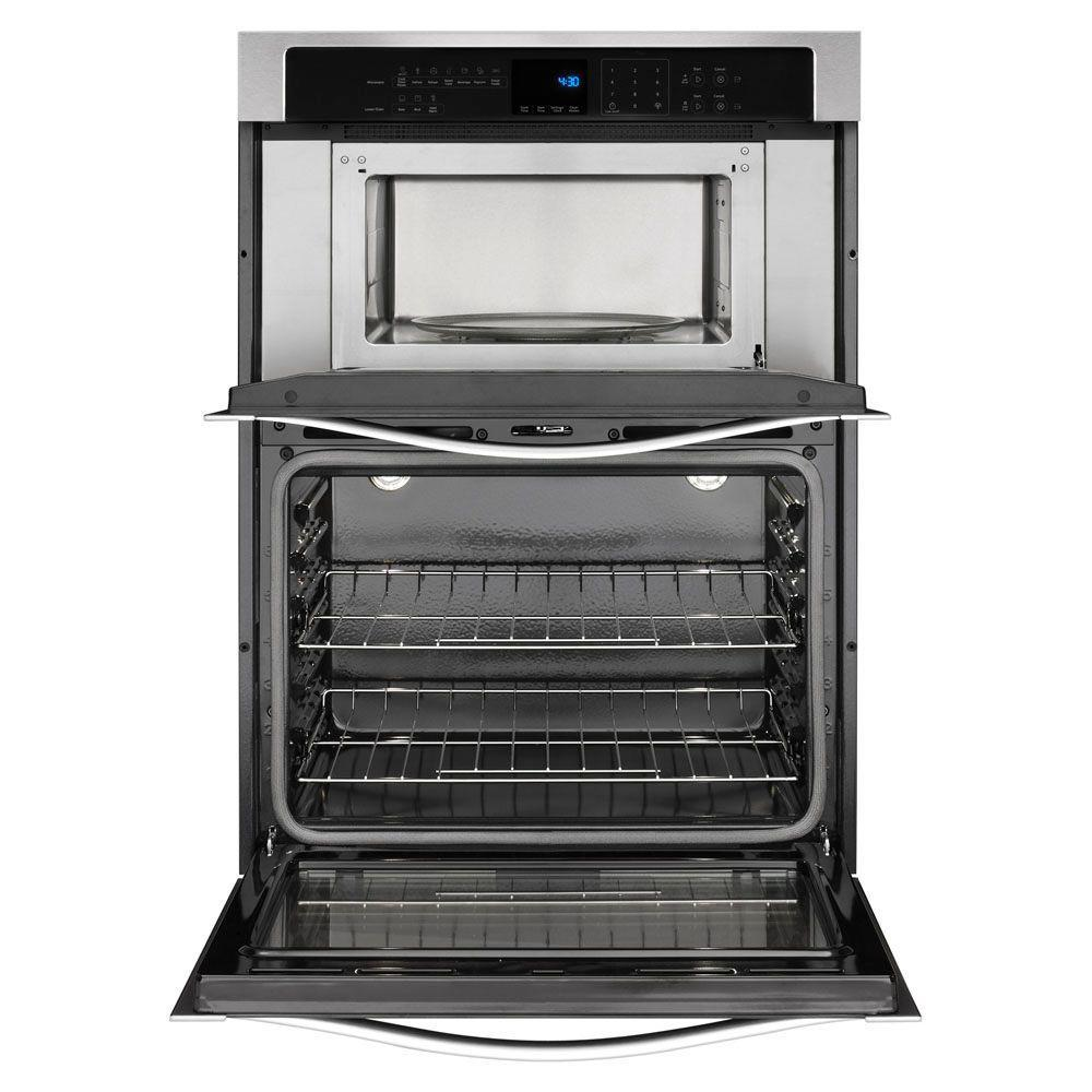 Woc54ec0as Whirlpool Woc54ec0as Double Wall Ovens