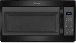 Brand: Whirlpool, Model: WMH31017FS, Color: Black