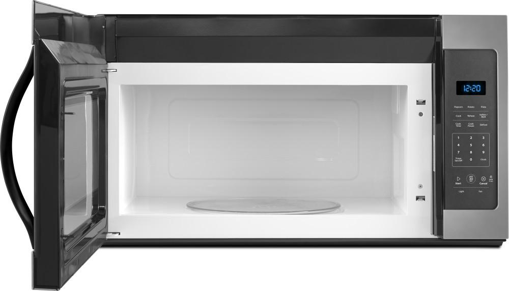 Wmh31017f Whirlpool Wmh31017f Over The Range Microwaves