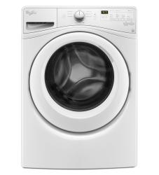 Brand: Whirlpool, Model: WFW75HEFW, Color: White