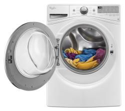 Brand: Whirlpool, Model: WED9290FW
