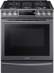 Brand: SAMSUNG, Model: , Color: Black Stainless Steel