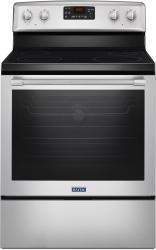 Brand: Maytag Heritage, Model: MER8650FZ, Color: Stainless Steel