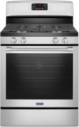 Brand: MAYTAG, Model: MGR8650FZ, Color: Stainless Steel