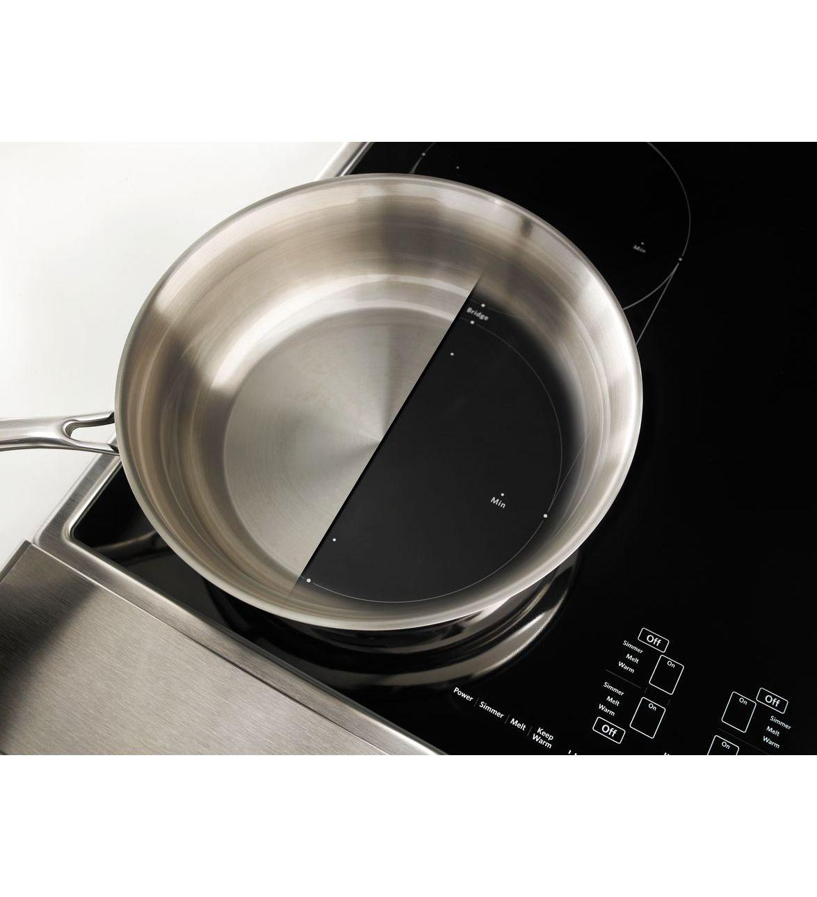 Kitchenaid Ksib900ess Slide In Electric Induction Range