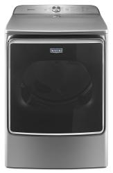 Brand: Maytag, Model: MEDB955FC, Color: Chrome Shadow