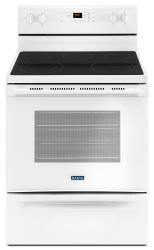 Brand: MAYTAG, Model: MER6600F, Color: White