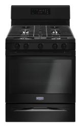 Brand: MAYTAG, Model: MGR6600FZ, Color: Black